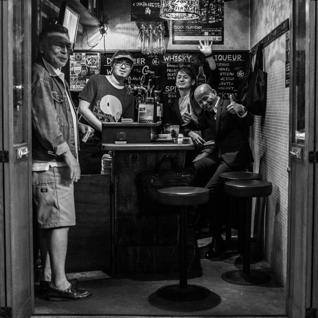 Shibuya Drunkard's Alley