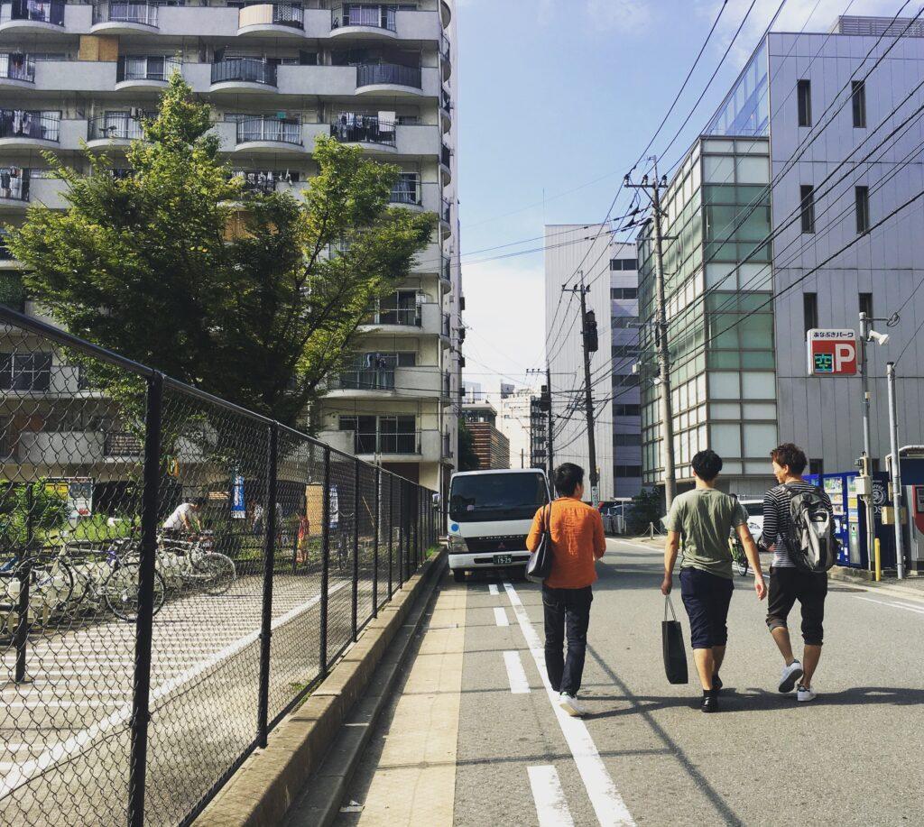 Fukuoka City Street